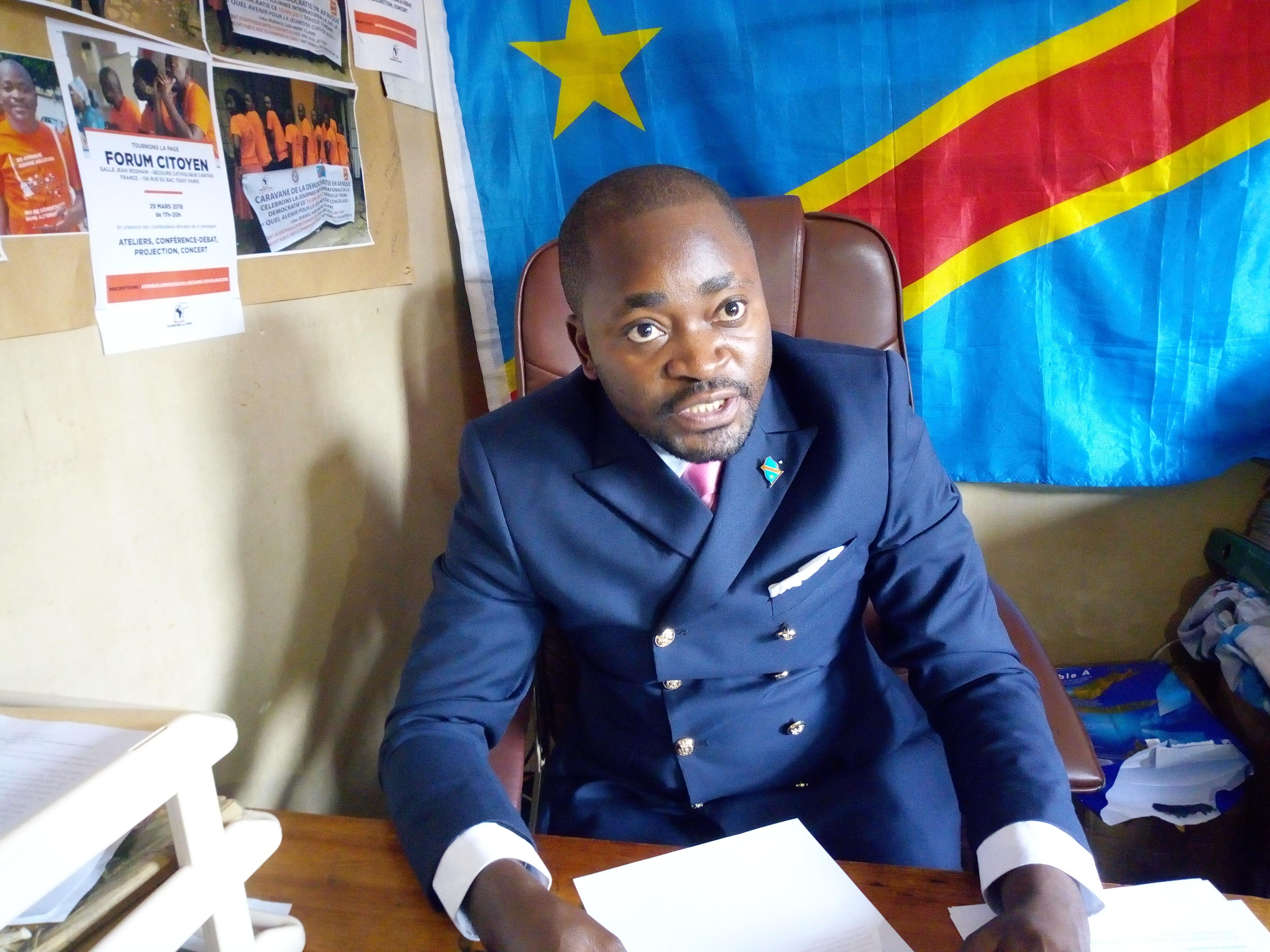 Bukavu : la NDSCI lance la campagne « Congo ni yetu wote» et adresse une pétition au Président de la République
