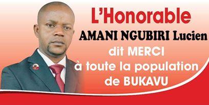 Le député Amani Ngubiri éclaire l'opinion sur l'arrestation de son premier suppléant