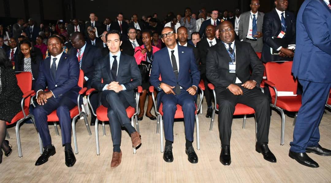 Africa CEO Forum 2019 : Félix Tshisekedi promet la paix dans l'Est de la RDC
