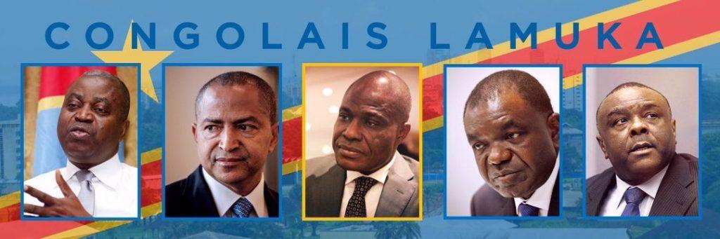 Bruxelles : Les cinq leaders de la coalition Lamuka en réunion ce jeudi 21 mars pour une évaluation