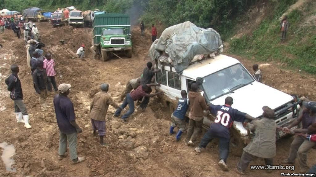 Programme d'urgence de Félix Tshisekedi : le Sud-Kivu lance des travaux de réhabilitation des routes