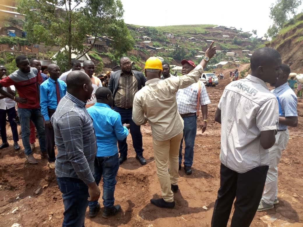 Bukavu : La société civile de Bagira salut le concours des entreprises implantées dans sa commune pour son développement