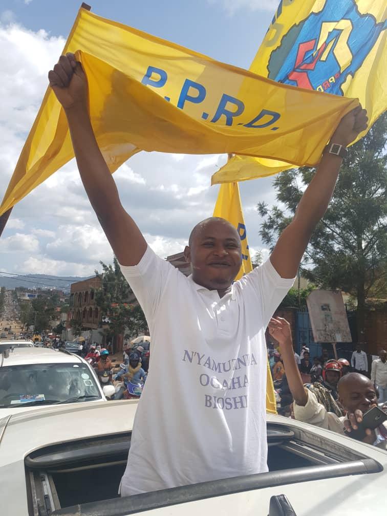 Sud-Kivu : Le sénateur Stephano Miruho rejette en bloc les rumeurs du monnayage des élections sénatoriales