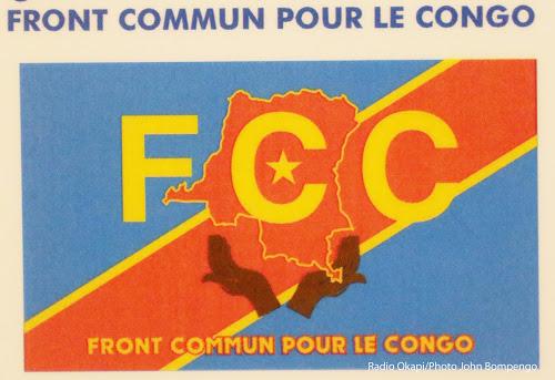 Bukavu : le FCC dit non à la corruption à l'élection du Gouverneur au Sud Kivu.