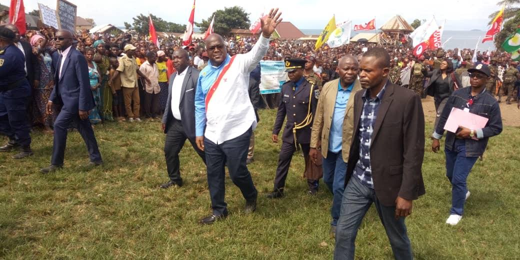 Sud-Kivu : Le député Jérémie Basimane condamne le comportement des partis politiques lors de l'arrivée du Chef de l'État à Kalehe
