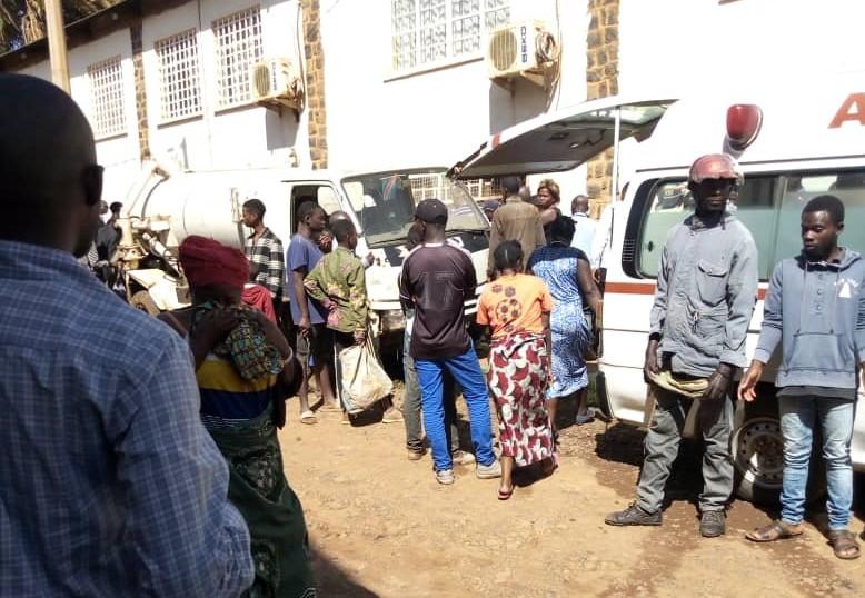 Sud-Kivu : 3 agents de la commune de Kadutu victimes d'un effondrement dans un puits perdu chez Banro