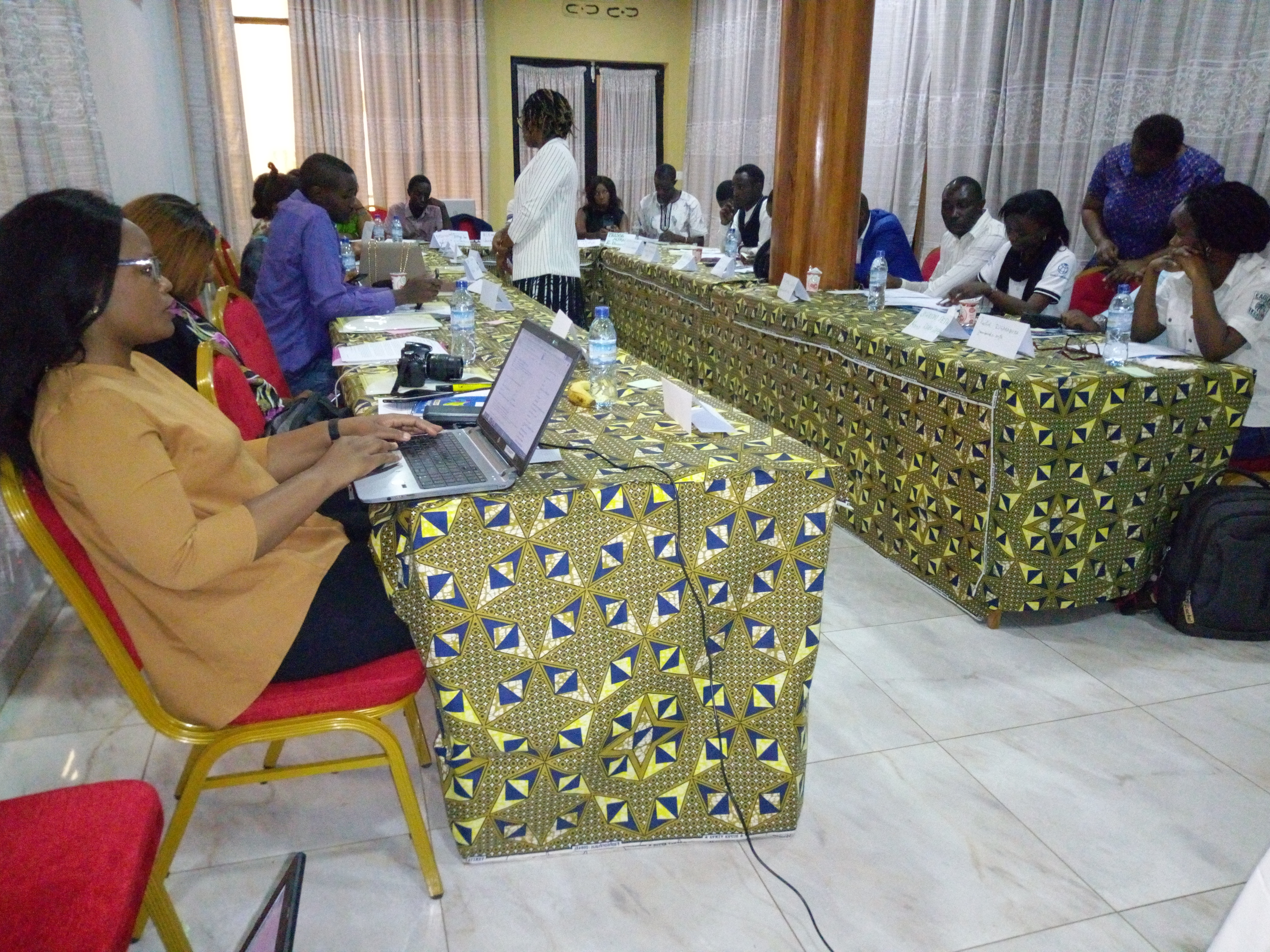Sud-Kivu : Les journalistes s'engagent à sensibiliser la population sur la santé sexuelle et reproductive