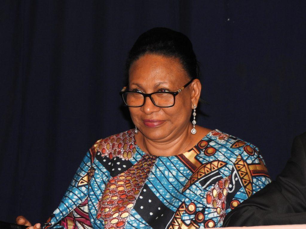 Bukavu : Shenilla Mwanza s'engage à restaurer l'autorité de l'Etat, une fois élue Gouverneur du Sud Kivu