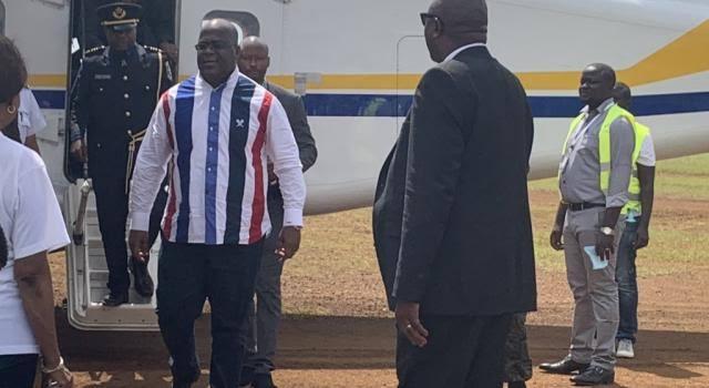 Sud-Kivu : Le Chef de l'Etat attendu à Kashunyu ce jeudi 18 Avril
