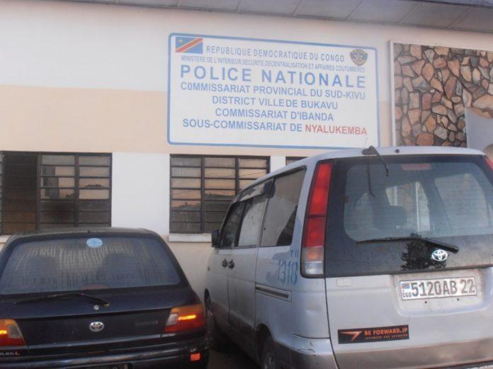 Bukavu : la population de camp TV s'insurge contre l'installation du poste de la Police sur l'avenue Wesha
