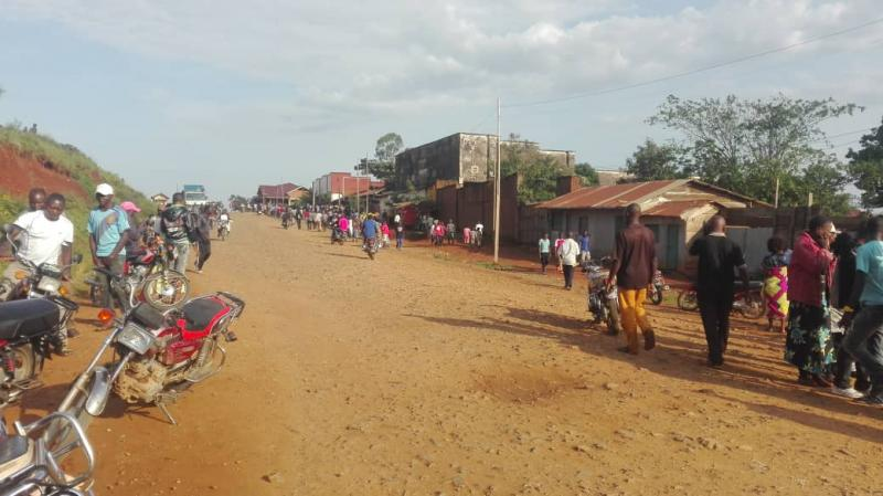 Beni : Des habitants en colère barricadent des routes pour dénoncer la réapparition d'Ebola