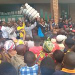 Sud-Kivu : Olive Mudekereza à côté des sinistrés de l'avenue Camp Zaïre