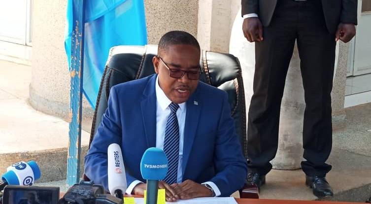 Sud-Kivu/Ebola : Le gouverneur appelle la population au calme