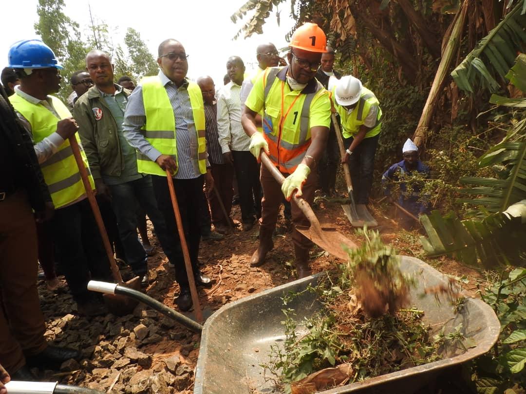 Bukavu : L'association BADI engagée dans la lutte pour la  salubrité via le «Salongo»