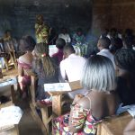 Ebola/Sud-Kivu : KJN sensibilise des jeunes de Panzi sur les mesures de prévention