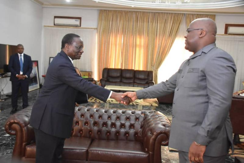 RDC/Conseil des Ministres : Pas de tirs croisés entre Sylvestre Ilunga et Félix Tshisekedi