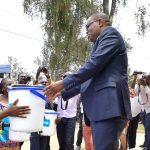 Lutte contre Ebola à Bukavu : Les écoles dotées des kits des lavages des mains