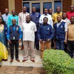 Ebola/Sud-Kivu: Des experts de l'OMS et DPS s'apprêtent  à renforcer les capacités de 15 zones de santé à haut  risque