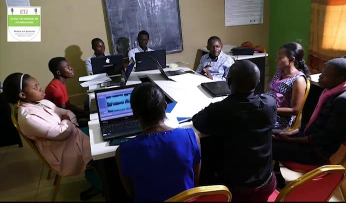L'Ecole technique de journalisme annonce l'ouverture de ses portes à Uvira et Goma en mars 2020