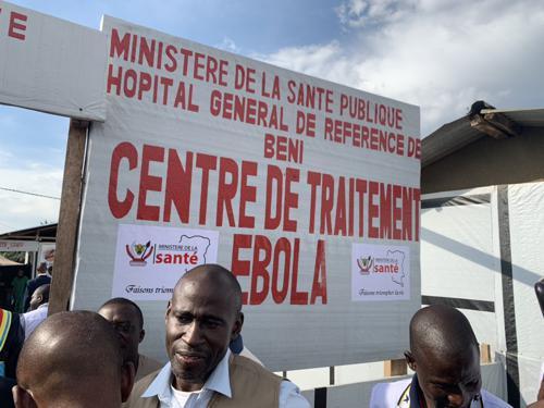 Lutte contre Ebola : La ville de Béni totalise plus de 30 jours  sans un nouveau cas confirmé