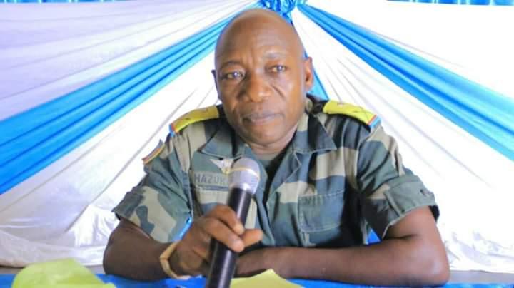 Béni : « L'ADF est en difficulté en profondeur et veut nuire à notre mariage avec la population » Major Mak Hazukay