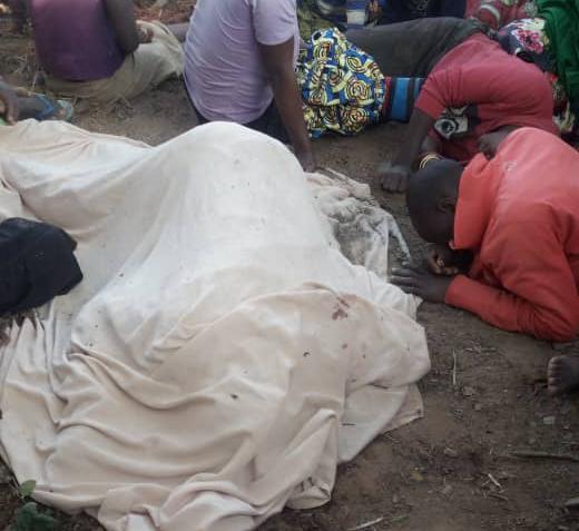 Insécurité/Béni : 9 civils tués dans une nouvelle incursion des ADF à Oïcha