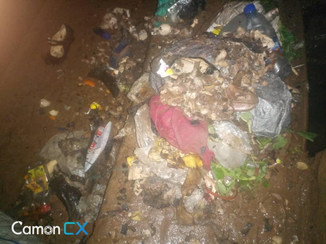 Bukavu : Les habitants de Mukukwe craignent d'éventuelles maladies dues à la mauvaise gestion des déchets ménagers