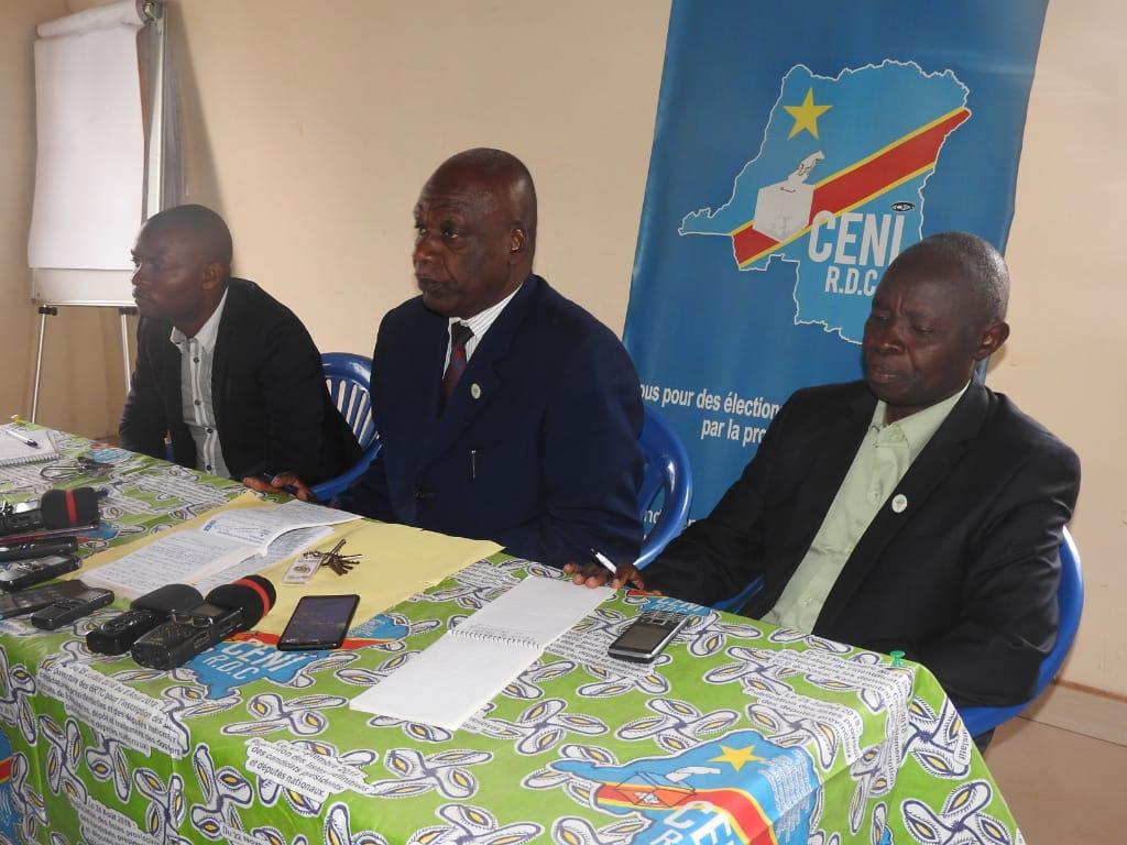 Sud-Kivu/Élections locales : Gaudens Maheshe explique le retard par manque des fonds