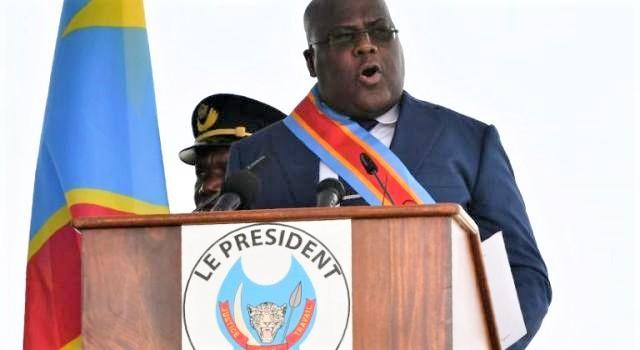 RDC : cinq mesures supplémentaires de lutte contre la propagation du COVID-19 (F. Tshisekedi)