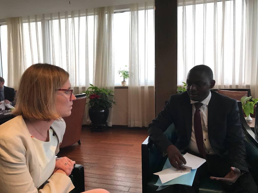 RDC : Canada world, un programme de JDH et du gouvernement canadien pour appuyer les médias sur le genre