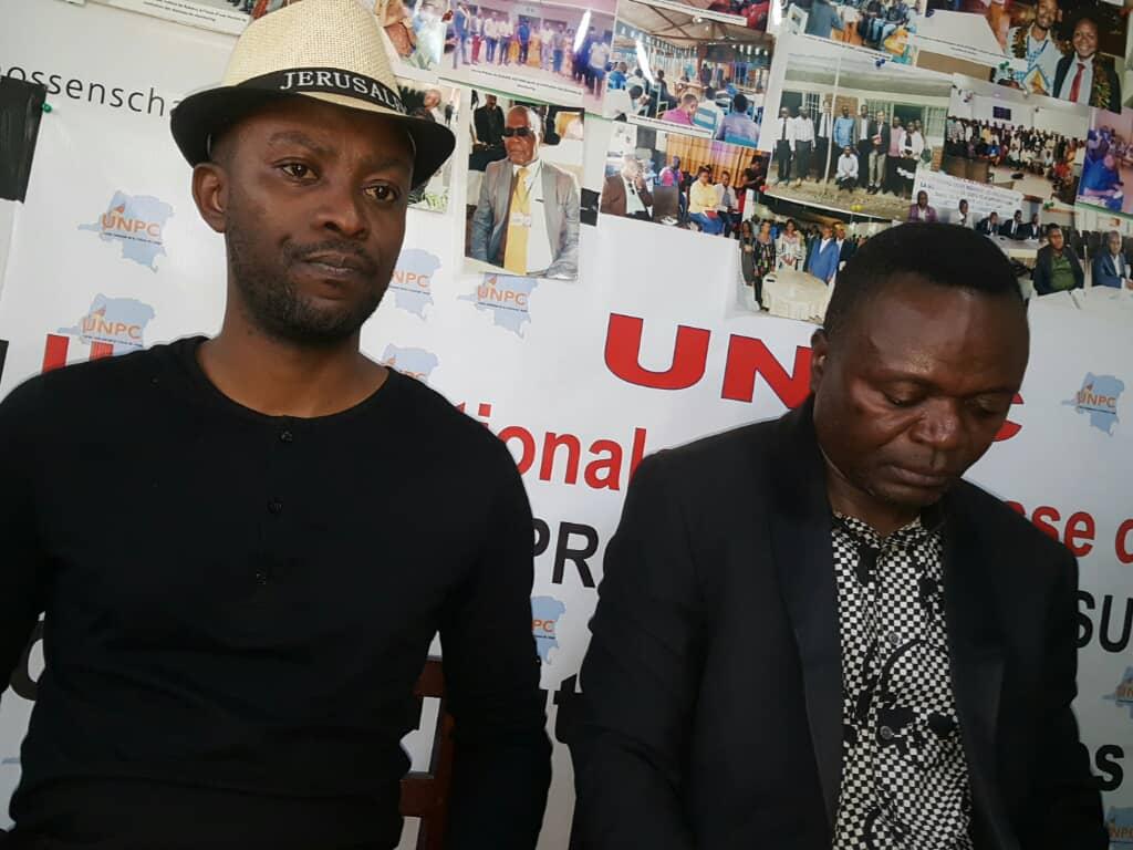 Bukavu: L'UNPC condamne l'agression de Jeannot Kalenga, Correspondant B-One TV au Sud-Kivu