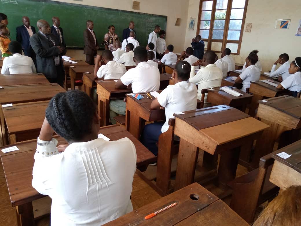 Éducation/Sud-Kivu I : 569 candidats autodidactes attendus aux épreuves préliminaires
