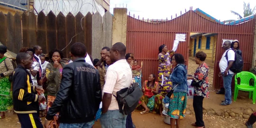 Beni-Ebola : Les relais communautaires en sit-in illimité pour exiger leur salaire