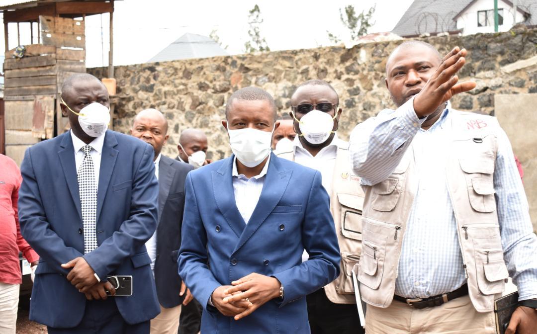 Nord-Kivu : Le gouverneur Carly Nzanzu dément le premier cas de Coronavirus