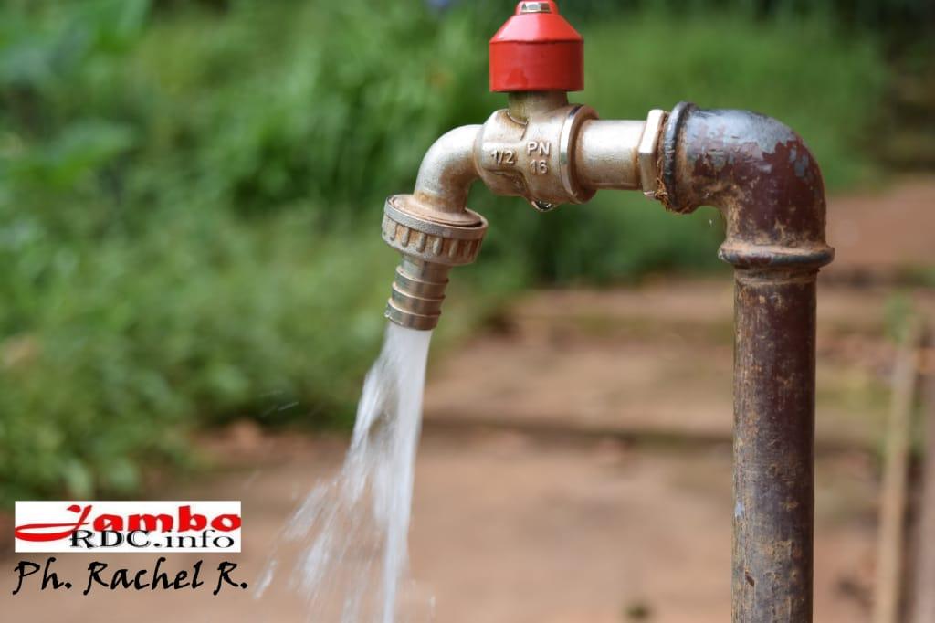 Sud-Kivu : Des structures citoyennes appellent la population à ne pas payer les factures de l'eau en période de confinement