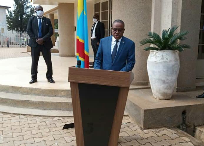 """Lutte contre le Coronavirus: """"il n'y a pas de troisième cas d'infection du Covid-19 au Sud-Kivu"""", rassure le Gouverneur"""