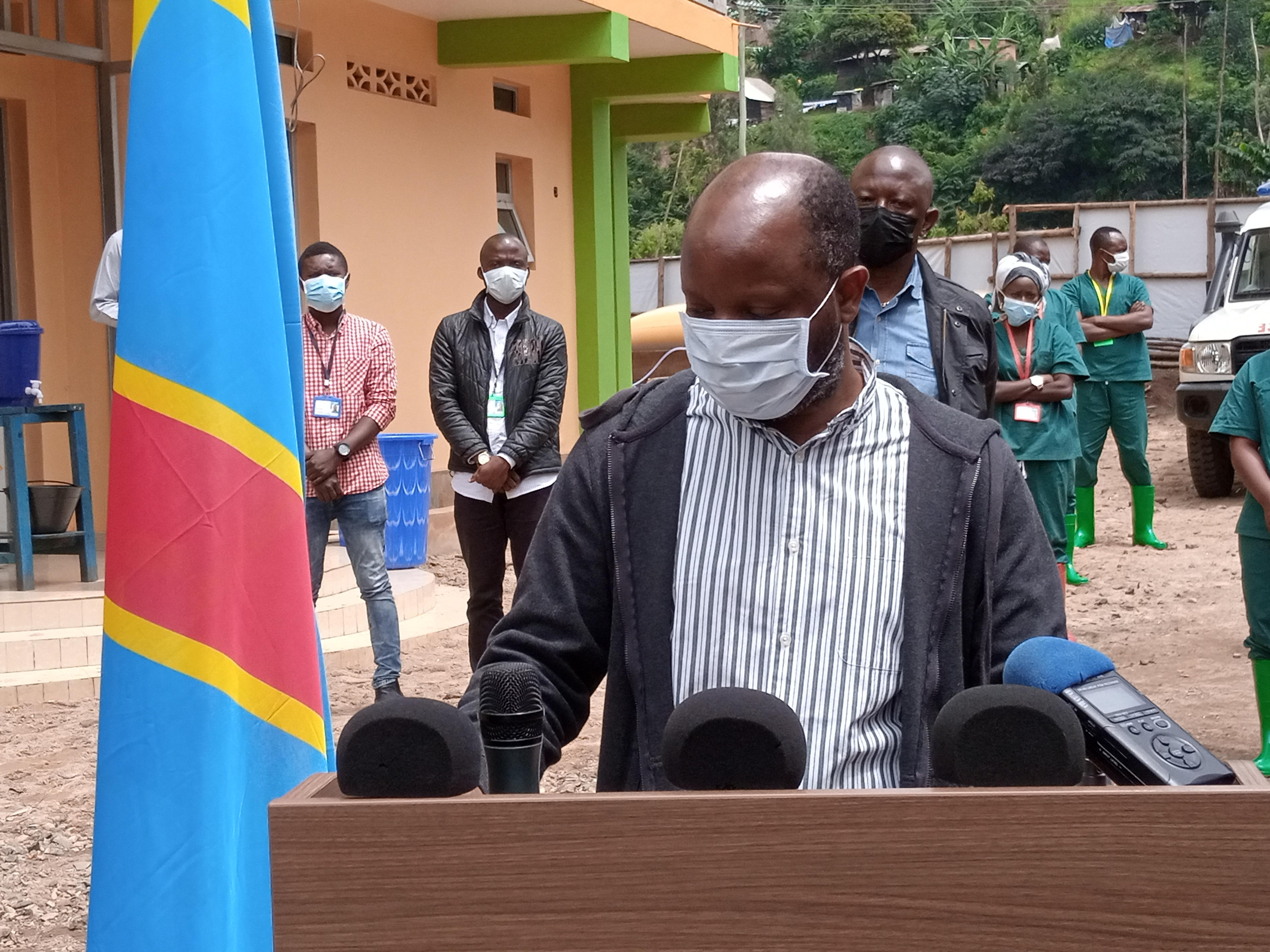 Sud-Kivu: Un guéri de Coronavirus témoigne sur sa guérison totale