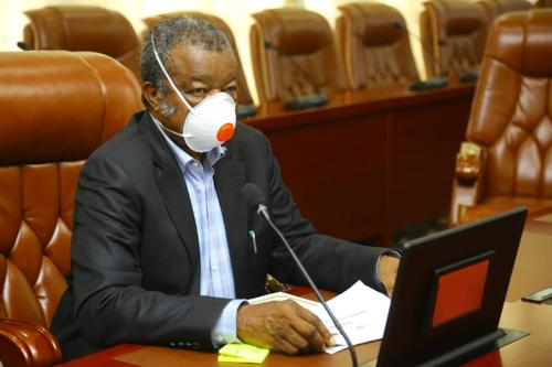 RDC : L'évolution du Covid 19 au centre d'un échange entre Muyembe et des experts chinois