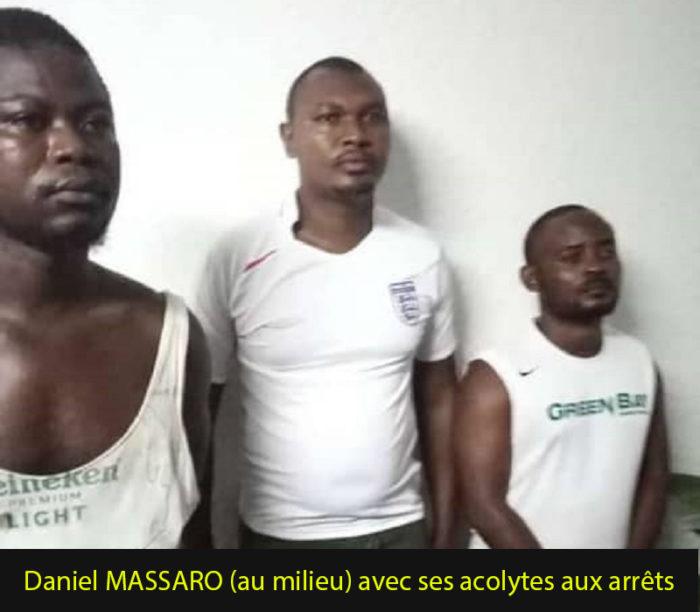 Dossier 100 Jours : Arrêté par l'ANR, le neveu de Kamerhe, Daniel Massaro sera présenté aux juges ce lundi 18 Mai