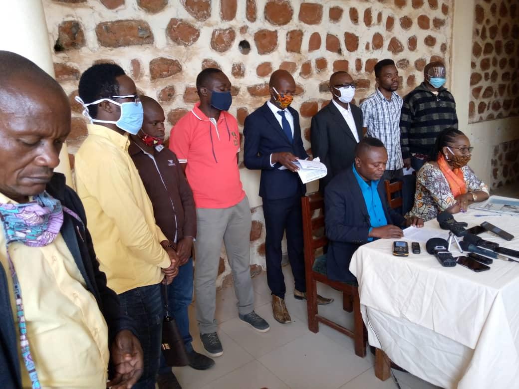 Sud-Kivu: L'UNPC désavoue le Chef de Division ad intérim de Communication et Médias