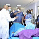 Coronavirus/RDC : Le pays notifie 328 nouveaux cas de guérison, le total des vainqueurs arrive à 3.948