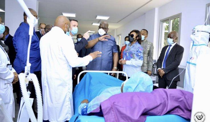 Coronavirus : La RDC enregistre 177 nouveaux cas de guérison, le total arrive à 8.882 cas guéris