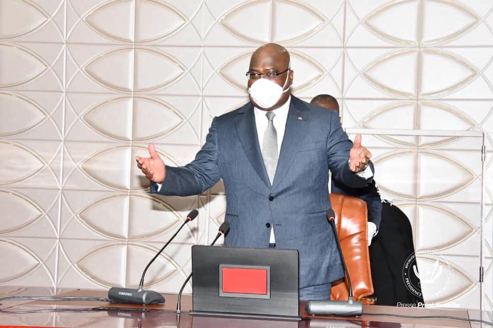 RDC : Levée de l'état d'urgence sanitaire, des activités reprennent à la normale