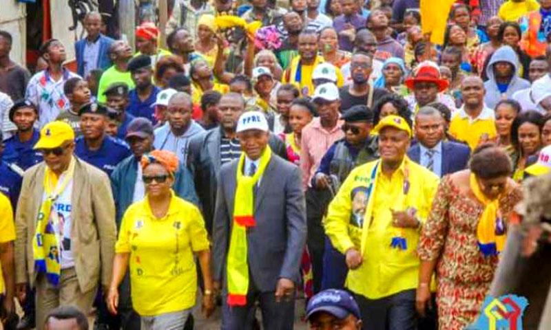 RDC : Prévue pour ce mardi 14 juillet, la marche du FCC décalée pour jeudi 23 juillet 2020
