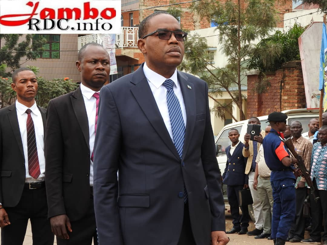 RDC: Devant Bahati Lukwebo, des jeunes du Sud-Kivu plaident pour le départ de Théo Ngwabidje