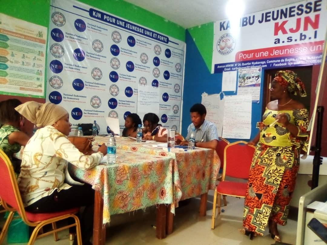 Journée de la jeunesse: KJN plaide pour l'écoute des voix des jeunes par les gouvernants