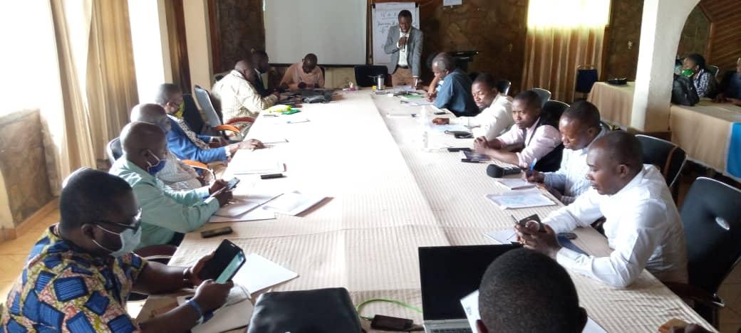 Sud-Kivu : Le CCPSC propose des solutions pour faire face aux catastrophes naturelles en province
