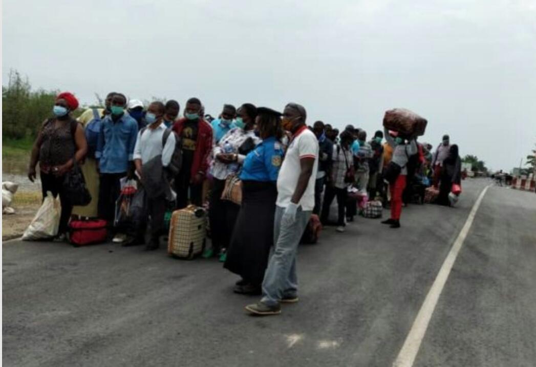 RDC : Début du rapatriement des congolais bloqués au Burundi, environ 2500 personnes attendues