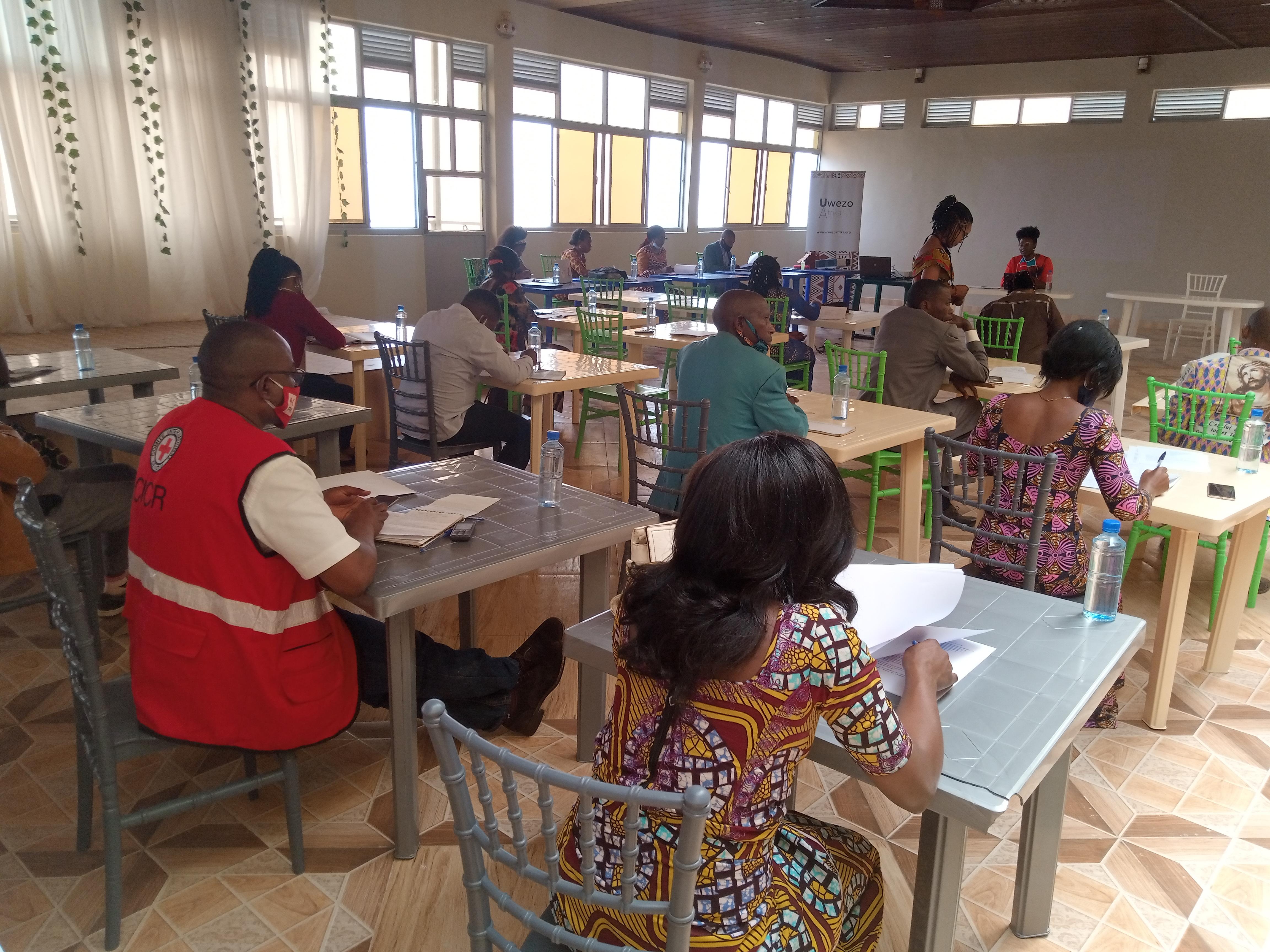Sud-Kivu: Des femmes et filles, les principales victimes des effets du Coronavirus (enquête de Uwezo Afrika)