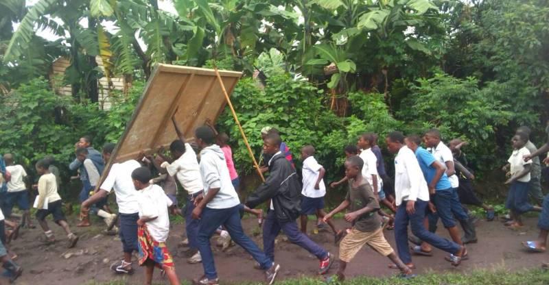 TENAFEP au Nord-Kivu : 5 finalistes tués dans un centre à Masisi, les rescapés ratent les derniers examens